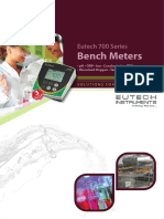Eutech Bench 700 Series Family Brochure r1