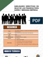 HD Manejo de Finanzas PYME