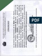 Decreto Dptal 15-2016 Cobija