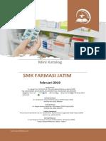 Katalog Buku EGC SMK Farmasi Jatim 2019