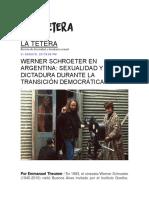 Werner Schroeter  - Sexualidad y dictadura durante la transición argentina.pdf
