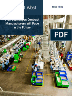 5 Challenges Contract Manufacturers Will Face in the Future ARTICLE