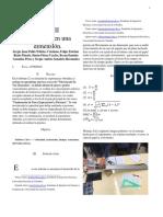 Informe 2 Fundamentos de Mecanica