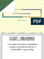 Costing Basic