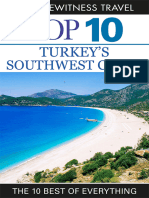 Turkey's Southwest Coast (DK Eyewitness Top 10 Travel Guides) (Dorling Kindersley 2013)