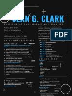 seanclark resume 2019