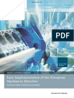 SIEMENS EASY IMPLEMENTATION OF THE EUROPEAN MACHINERY DIRECTIVE.pdf