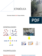 Alcalosis metabolica 2019