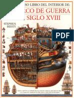 Richard Platt, Stephen Biesty - El Asombroso Libro Del Interior De_ Un Barco de Guerra Del Siglo XVIII-Santillana (1993)