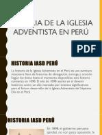 HISTORIA DE LA IGLESIA ADVENTISTA ENVIAR.pptx