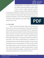 Derecho Penal Informatico. Deslegitimacion Del Poder Punitvo en La Sociedad de Control(P 54-75)c