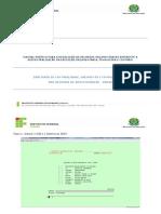Manual Devolução Recursos