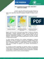 análisis climatología de Colombia IDEAM