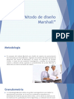 Metodo Marshal