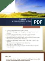 124. Ghazali - Al-munqidz Min Al Dalal