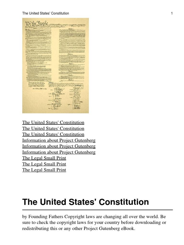 The united states constituti united states senate us state fandeluxe Choice Image