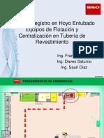 Taller Registro en Hoyo Entubado Mayo-2017