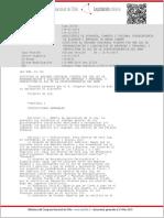 LEY 20720 09 ENE 2014 Insolvencia