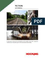 Eddy Current Rail Inspection