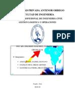 TIPOS DE RIESGOS LOGISTICOS