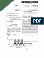 Patente cambio de mojabilidad