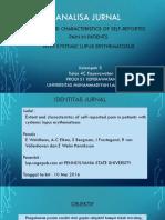 Analisa jurnal SLE bu isni.pptx