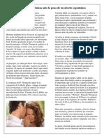 Consuelo Y Fortaleza Ante La Pena RLP2014 Bulletin