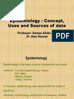 Epidemiology 1aim.net