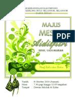 Buku Program Majlis Raya