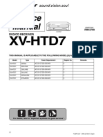 Xv Htd7 Rrv2799