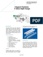 Espc Sheet Glass Gauge