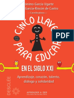 Cinco Llaves Para Educar Cesar Garcia Rincon