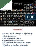 Clasificacion de La Materia 2015 (Imagenes)