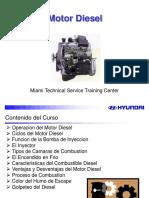 Diesel Engine Presentation