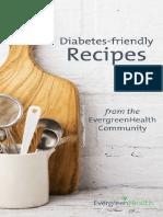 DENS Diabetes Cookbook