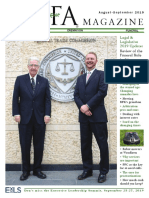 ICCFA Magazine August-September 2019