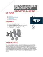 DIRECTRICES PARA LA SELECCIÓN DE CALDERAS DE VAPOR.docx