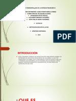 Diapositiva de La Eef(Feria de Financiera