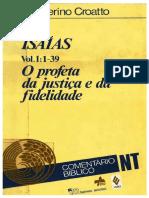 Isaías - Volume I - 1-39 - J. Severino Croatto