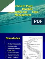 Plant Parastic Nematodes