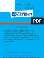 Centrales Fotovoltaicas Expo Final