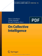 [Advances in Intelligent and Soft Computing 76] Mark McGovern (Auth.), Theo J. Bastiaens, Ulrike Baumöl, Bernd J. Krämer (Eds.) - On Collective Intelligence (2011, Springer-Verlag Berlin Heidelberg)