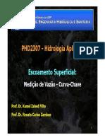 Medicao de Vazao II 2009