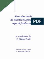 JORDA-Sepa Defender Su Fe-Apologética