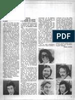 Myra Cree à la Soirée des élections de 1974