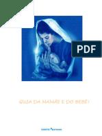 Guia Da Mamãe e Do Bebê - Hospital Santo Antônio