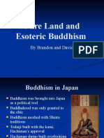 Pure Land and Esoteric Buddhism
