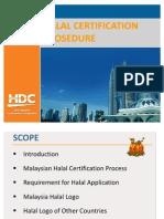 Halal Certification Procedure Bi Presentation Slide