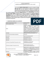 Acta de Liquidación 917.103.1.01.2017 SERV POSTA NNLES