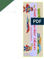 Satzglieder-Kartei